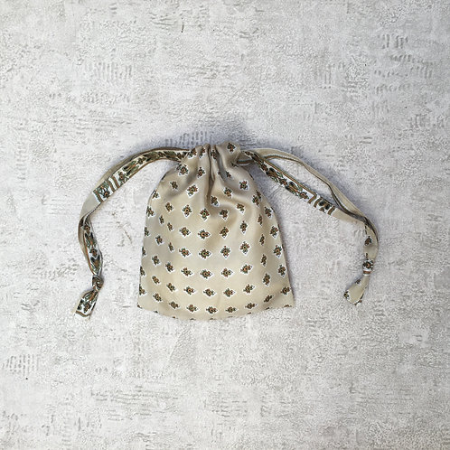 smallbag recyclé soie / recycled silk bag