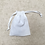 Thumbnail: smallbags nid d'abeille - 2 tailles / honeycomb cotton bags - 2 sizes