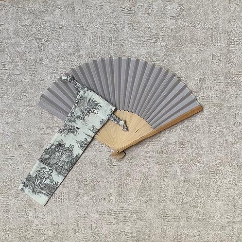 smallbags drap de coton inspiration Toile de Jouy  / cotton sheet bags