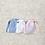 Thumbnail: smallbags filet de coton doublés - 5 couleurs  / lined cotton net fabric bags