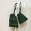 Thumbnail: kit unique 2 smallbags toile scandinave / unique scandinavian fabric 2bags kit