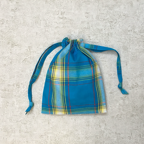 smallbags en madras / madras cotton smallbags
