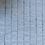Thumbnail: smallbag unique toile bleue brodée / light blue embroided cotton bag
