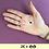 Thumbnail: DON 2€ + 2 BADGES - diamètre 25mm / PIN BADGE x2 - diameter 0,98 in