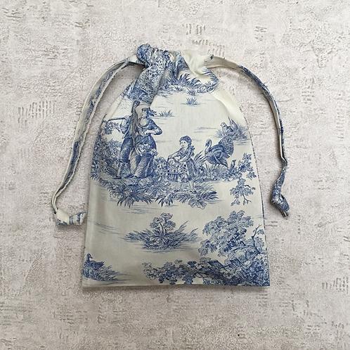 smallbags Toile de Jouy - 4 tailles - 4 couleurs / 4 colors - 4 sizes