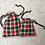 Thumbnail: kit unique 2 smallbags toile scandinave / unique scandinavian fabric 2 bags kit
