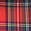 Thumbnail: sac à bouteille - coton écossais