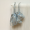 Thumbnail: smallbags coton imprimé - 2 tailles / printed cotton bags - 2