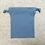 Thumbnail: smallbags denim bleu clair - 2 tailles / light blue denim bags - 2 sizes
