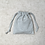 Thumbnail: smallbags molleton gris / classic grey sweat smallbags