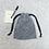 Thumbnail: smallbags dentelle doublée lin - 3 tailles / cotton & linen bags - 3 sizes
