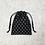 Thumbnail: smallbags à pois vert pastel - 3 tailles / polka dot bags - 3 sizes