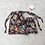 Thumbnail: kit 2 smallbags fleuris - 2 tailles / 2 cotton flowered bags kit - 2 sizes