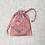 Thumbnail: smallbags coton imprimé - 2 tailles / printed cotton bags - 2 sizes
