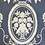 Thumbnail: smallbags dentelle blanche doublé voile bleu / white lace and cotton veil