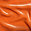 Thumbnail: smallbags velours lisse orange / orange velvet bag