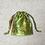 Thumbnail: smallbags tissu chinois vert  / green chinese bags