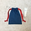 Thumbnail: smallbags denim bleu - 2 tailles / blue denim bags - 2 sizes