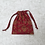 Thumbnail: smallbags voile perforé doublé - 2 tailles / cotton's veil bags - 2 sizes