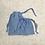Thumbnail: smallbags voile de coton - 2 tailles / cotton veil fabric bags - 2 sizes