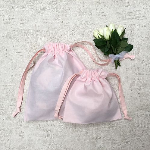 smallbags de mariage en tulle - 3 tailles / tulle wedding bags - 3 size