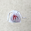 Thumbnail: smallbags en filet blanc - 2 tailles / white net bags - 2 sizes