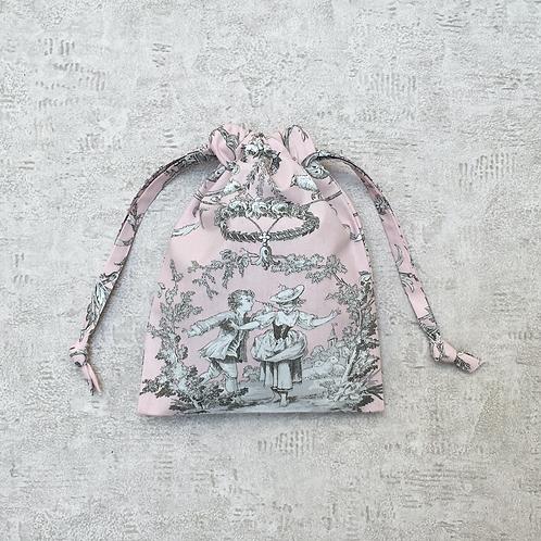smallbags Toile de Jouy - 4 tailles / Toile de Jouy - 4 sizes