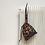 Thumbnail: smallbag unique wax africain / unique african wax bag