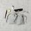Thumbnail: smallbags en toile métis lin coton - 5 tailles / cotton & linen bags - 5 sizes
