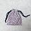 Thumbnail: smallbag unique dentelle blanche doublé / unique lace & cotton veil bag
