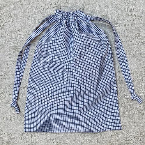 sac à linge recyclé unique / unique laundry recycled bag