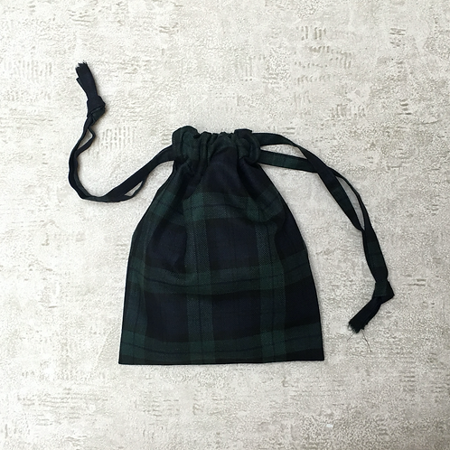 smallbags lainage fin écossais / scottish bags
