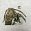 Thumbnail: kit unique 2 smallbags en velours et soie sauvage / unique kit 2 smallbags