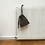 Thumbnail: smallbag vichy beige & noir / beige & black strong cotton bag