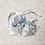 Thumbnail: kit 2 smallbags imprimé sous-marin  - 2 tailles / underwater print kit - 2
