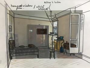 Le studio de Yoav