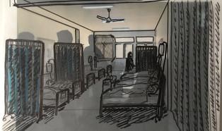 Maternité de Raqqa, Syrie