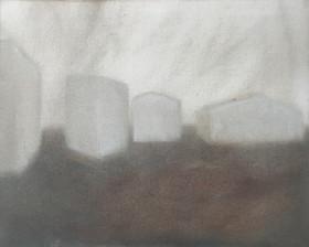 Huile sur toile , 40 x 50 cm, 2018