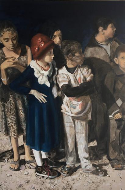 Les enfants d'Amman VII
