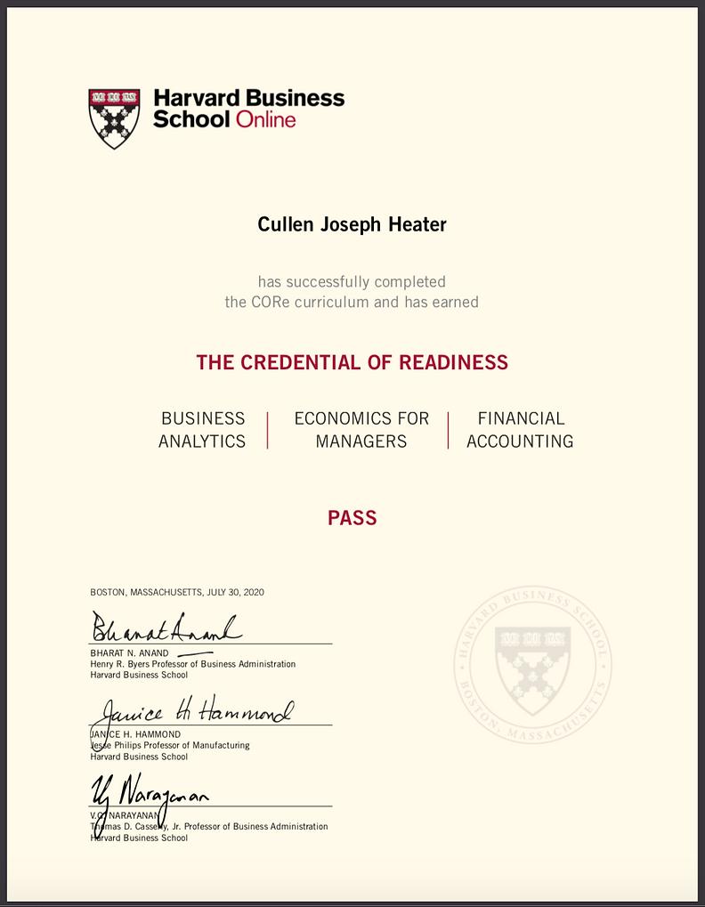 HBS CORe diploma.png