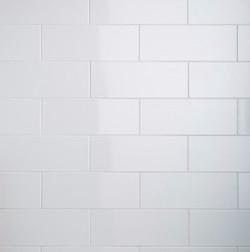 300x100 White Gloss