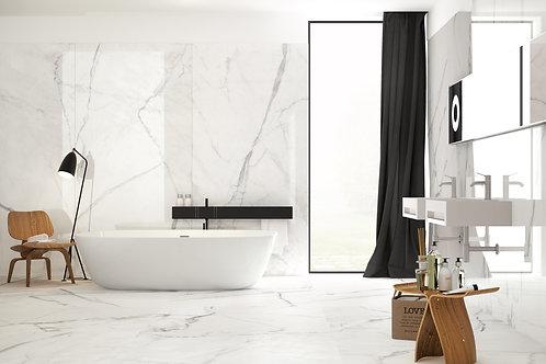 MarbleTech White Matte 2400x1200 (2.88m²)