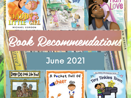 Book Recommendations (June 2021)