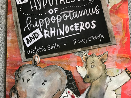 The Hypotheses of Hippopotamus and Rhinoceros by Victoria Smith