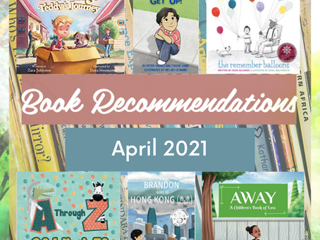 Book Recommendations (April 2021)