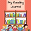 Thumbnail: My Reading Journal (Full Color)