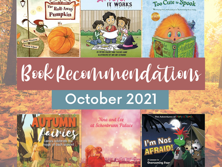 Book Recommendations (October 2021)