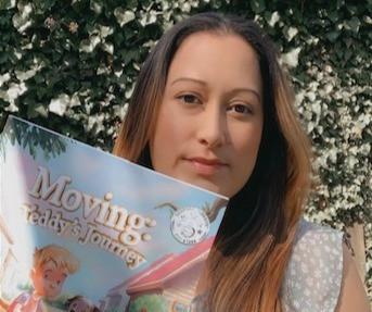 Author Interview Series (9): Zara Johnston