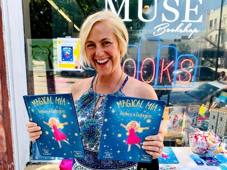 Author Interview Series (11): Julie Cassetta