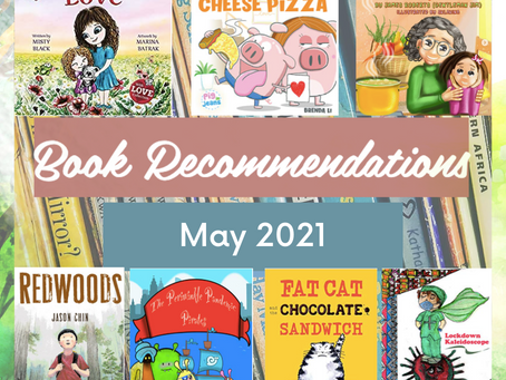 Book Recommendations (May 2021)
